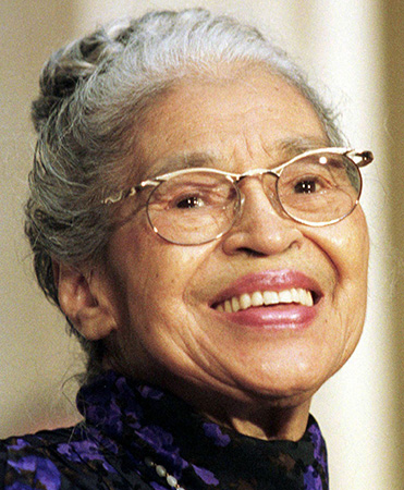 Rosa Parks - Black History Weekly Wednesday